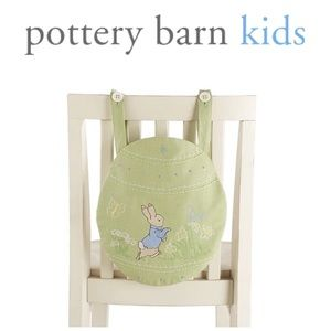 3-Pottery Barn Kids Chair Backers